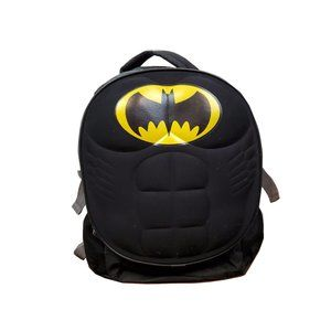 Batman Kid's Muscle Backpac Lunch Tote Bag Box M